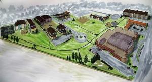 kaimo plėtros projektai