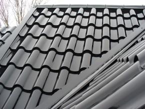 Medžiagos stogų dengimui