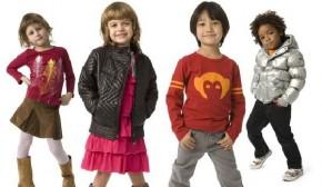 Kokie drabužiai vaikams geriausi?